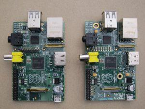 Raspberry Pi v1 and v2 - full