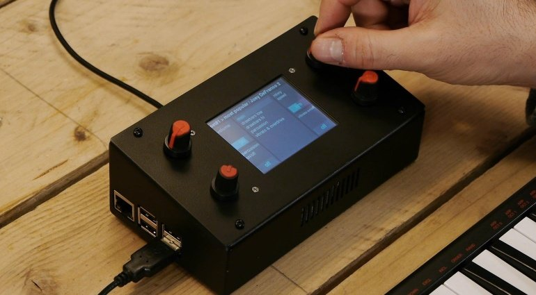 Zynthian – An Open Platform for Sound Synthesis | HiFiBerry