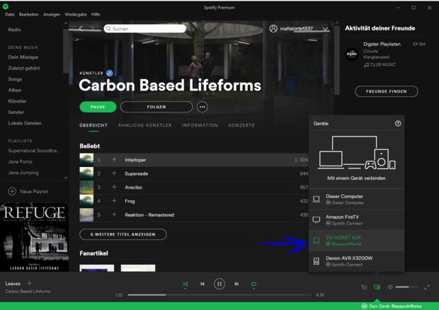 Raspberry PI as Headless Spotify Connect Player | HiFiBerry