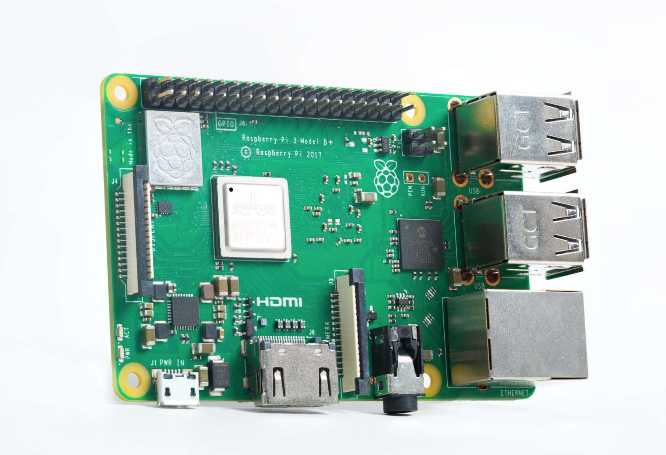 The new Raspberry Pi 3B+ | HiFiBerry