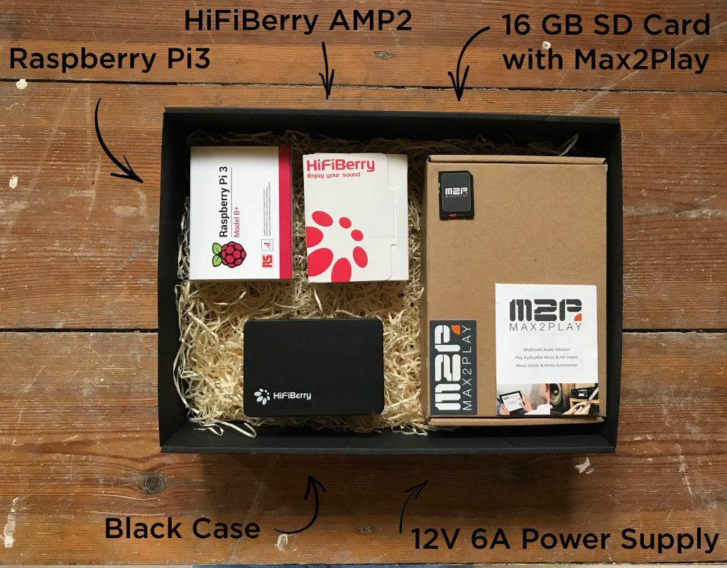 HiFiBerry Holiday Box   HiFiBerry