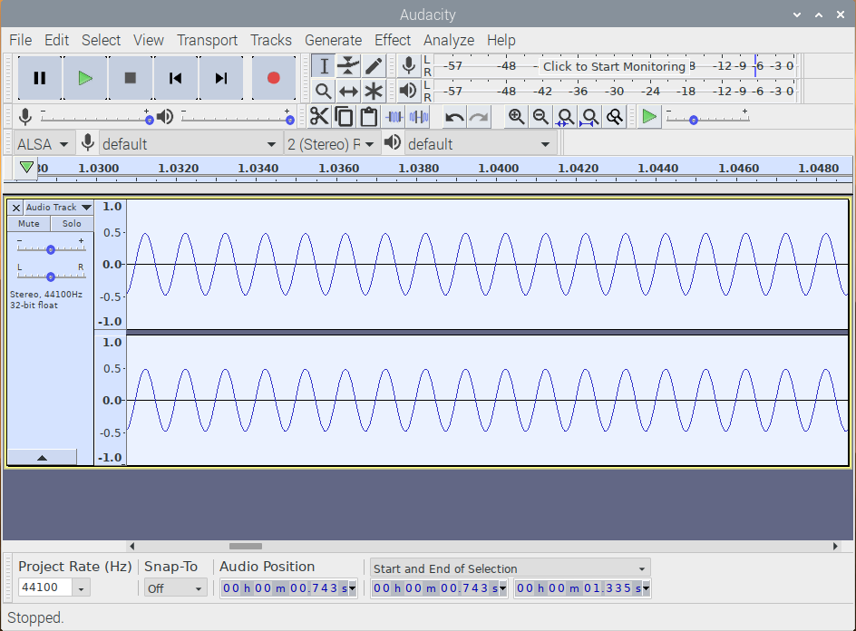 Record and edit sound on your Raspberry Pi with Audacity